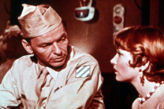 Frank Sinatra, Shirley MacLaine