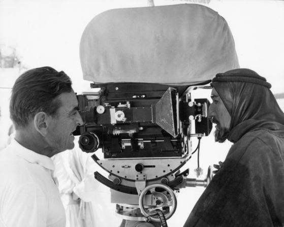 David Lean, Anthony Quinn