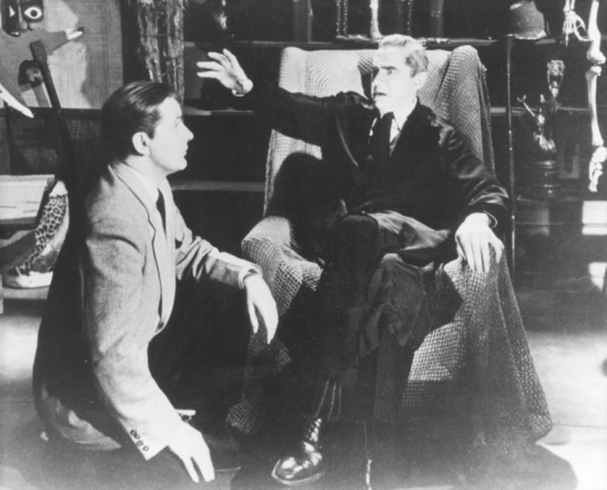 Edward D. Wood Jr, Bela Lugosi