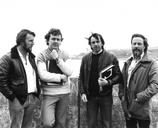 Iain Smith, Bill Forsyth, Chris Menges