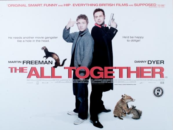 Martin Freeman, Danny Dyer