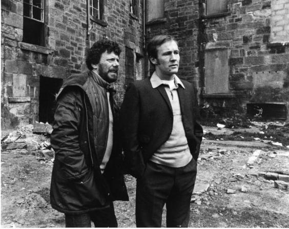 John Mackenzie, David Hayman