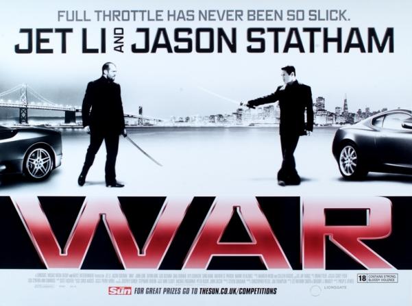 Jet Li Lianjie, Jason Statham