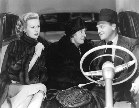 Virginia Mayo, Margaret Wycherly, James Cagney