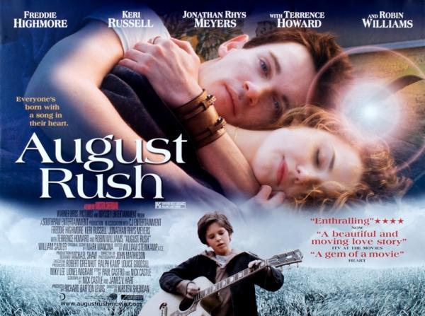 Freddie Highmore, Jonathan Rhys Meyers, Keri Russell