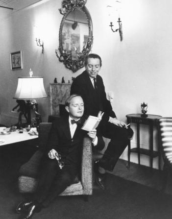 Truman Capote, Kenneth Tynan
