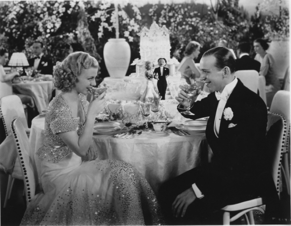 Ginger Rogers, Fred Astaire