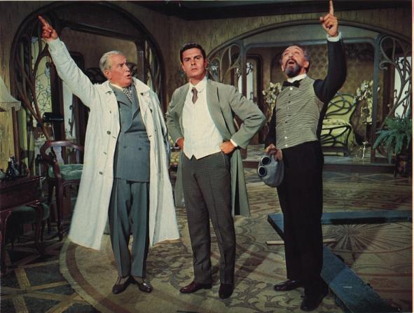 Maurice Chevalier, Louis Jourdan