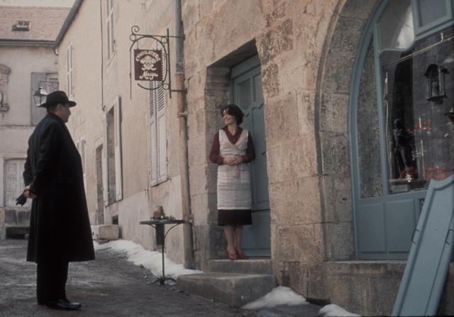 Alfred Molina, Juliette Binoche
