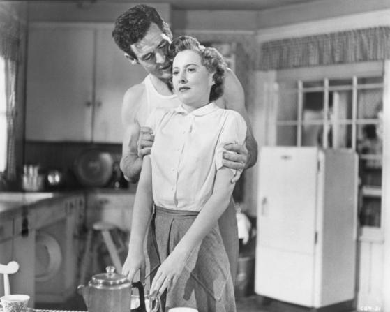 Robert Ryan, Barbara Stanwyck