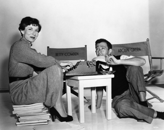 Adolph Green, Betty Comden
