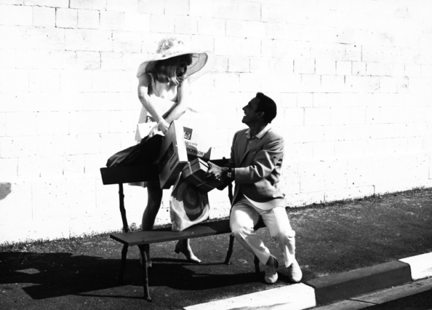 Catherine Deneuve, Gene Kelly