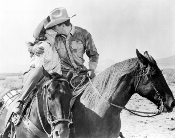 Elizabeth Taylor, Rock Hudson