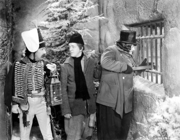 James Finlayson, Stan Laurel, Oliver Hardy