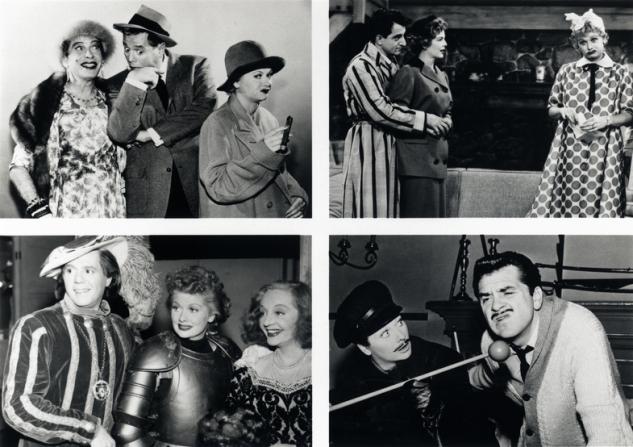 Desi Arnaz, Lucille Ball