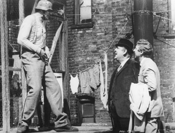 Kenneth Mars, Zero Mostel, Gene Wilder