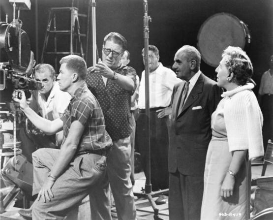 George Stevens, Edna Ferber