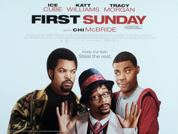 Ice Cube, Katt M. Williams, Tracy Morgan