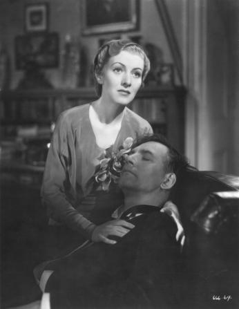 Karen Morley, Walter Huston