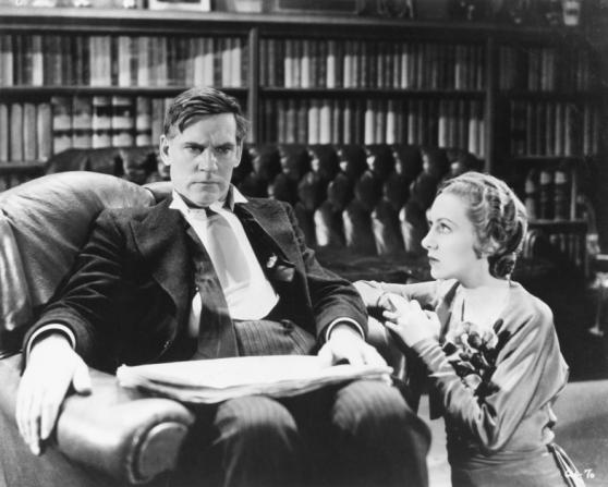 Walter Huston, Karen Morley