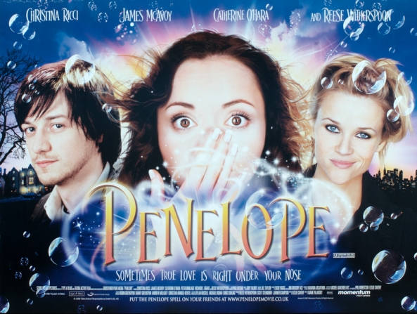 Christina Ricci, Reese Witherspoon, James McAvoy