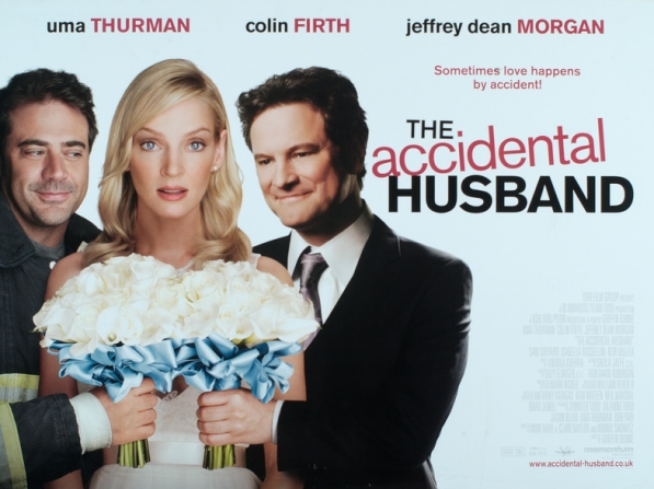 Uma Thurman, Colin Firth, Jeffrey D. Morgan