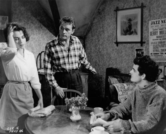 Claire Bloom, Richard Burton, Gary Raymond