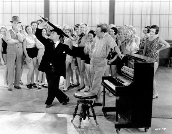 Buster Keaton, Jimmy Durante