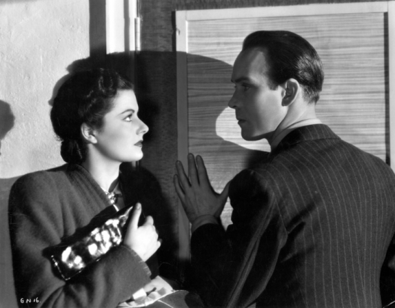Margaret Lockwood, Barry K. Barnes