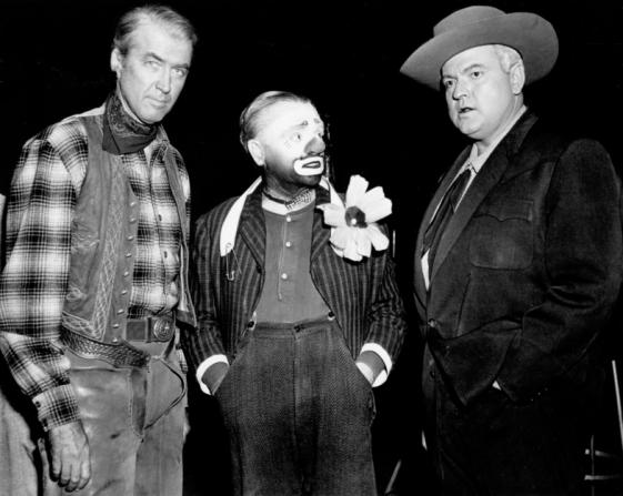 James Stewart, James Cagney, Orson Welles