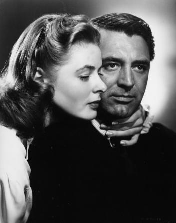 Ingrid Bergman, Cary Grant