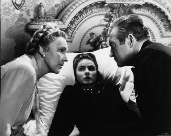 Leopoldine Konstantin, Ingrid Bergman, Claude Rains