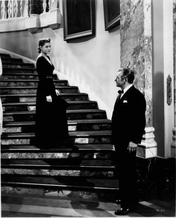 Ingrid Bergman, Claude Rains