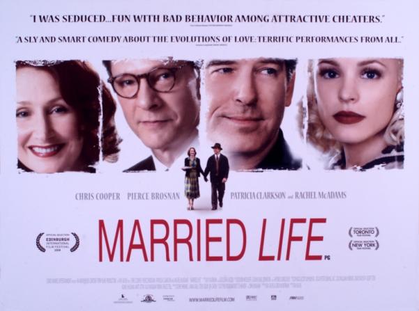 Chris Cooper, Pierce Brosnan, Rachel McAdams, Patricia Clarkson