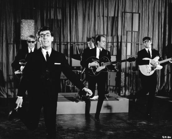Freddie Garrity, Freddie and the Dreamers
