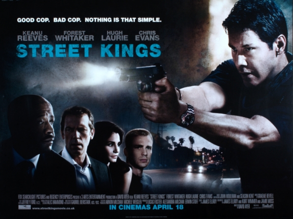 Keanu Reeves, Forest Whitaker, Hugh Laurie, Martha Higareda, Chris Evans