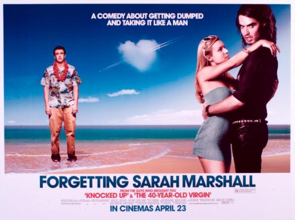 Jason Segel, Kristen Bell, Russell Brand
