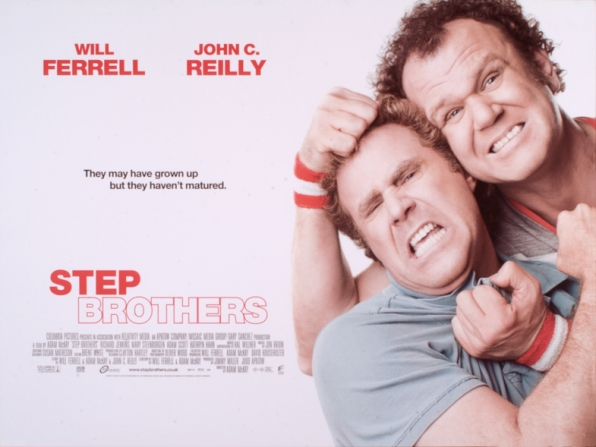 Will Ferrell, John C. Reilly