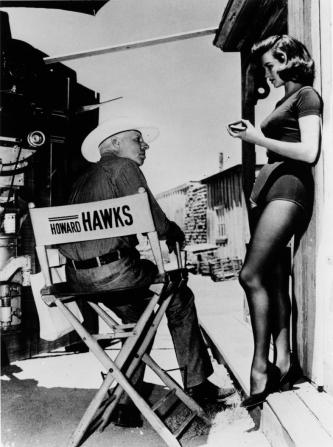 Howard Hawks, Angie Dickinson