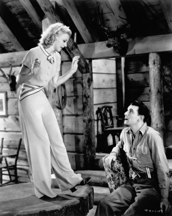 Ginger Rogers, George Brent