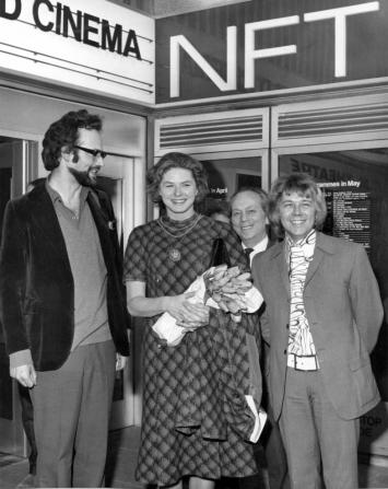John Kobal, Ingrid Bergman, Søren Fischer