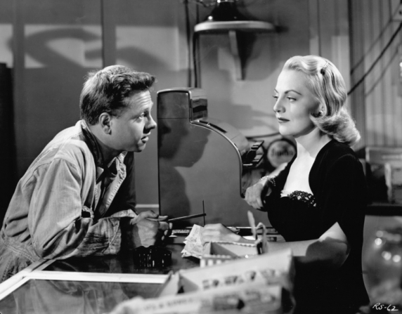 Mickey Rooney, Jeanne Cagney