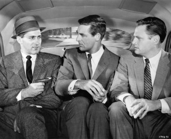 Robert Ellenstein, Cary Grant, Adam Williams