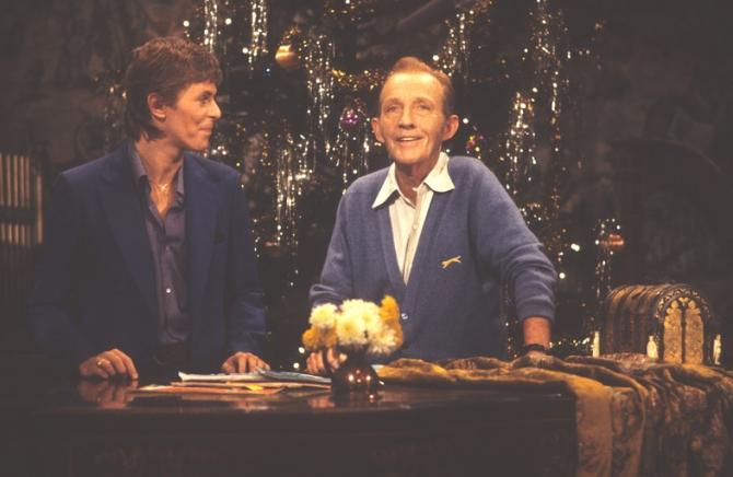 David Bowie, Bing Crosby