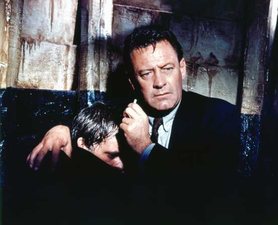 William Holden, Klaus Kinski