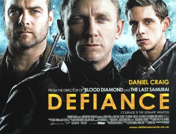 Daniel Craig, Liev Schreiber, Jamie Bell