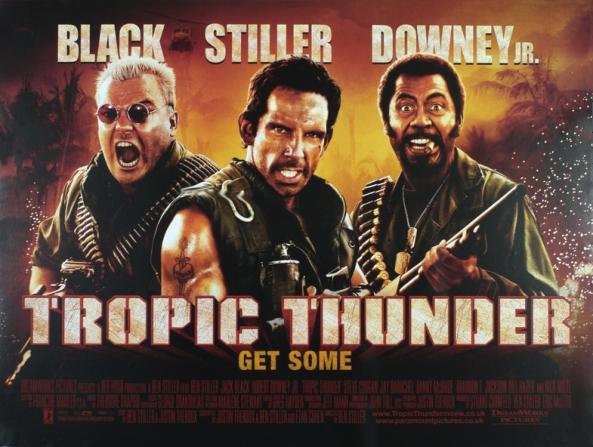 Ben Stiller, Jack Black, Robert Downey Jr