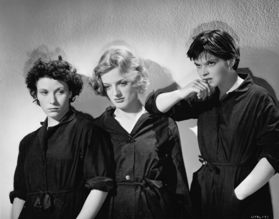 Sally Wisher, Lorraine Clewes, Mary Morris