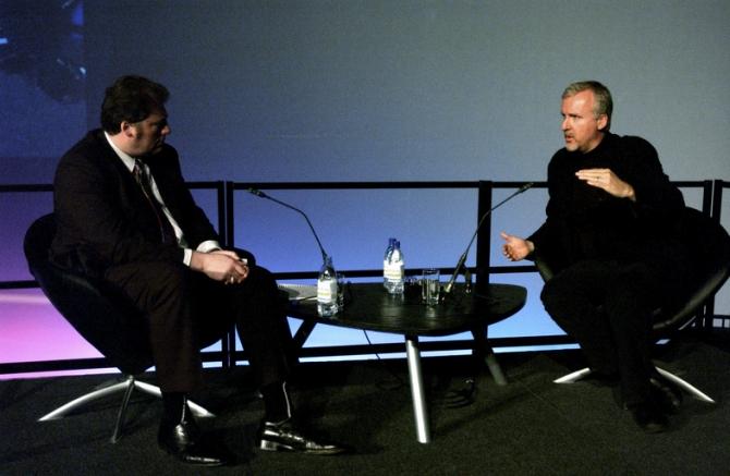James Cameron, Adrian Wooton