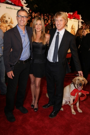 David Frankel, Jennifer Aniston, Owen Wilson